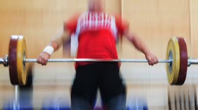 СМИ: ФТАР попросила допустить российских тяжелоатлетов к участию в юношеских Олимпийских играх