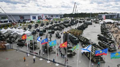 Россия и Бурунди подписали соглашение о военном сотрудничестве