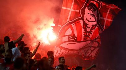 Культура боления: фанат «Бёрнли» получил ножевое ранение перед матчем Лиги Европы с «Олимпиакосом»