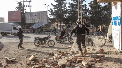 «В облачении «Белых касок»: в Минобороны заявили о готовящейся провокации с химоружием в Сирии