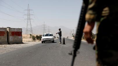СМИ: Два лесника из Таджикистана погибли на границе с Афганистаном при обстреле талибов