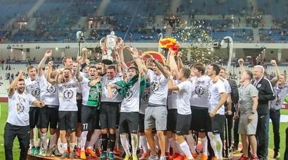 Суд Санкт-Петербурга вернул футбольному клубу «Тосно» заявление о банкротстве