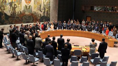 В МИД Германии заявили о намерении проводить европейскую политику в СБ ООН