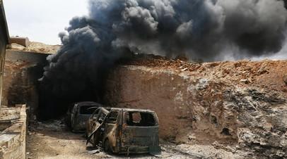 Сирийский Идлиб