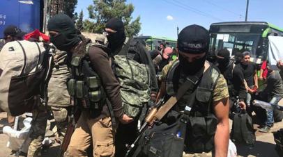 Небензя: Москва призывает главарей боевиков в сирийском Идлибе сдаться