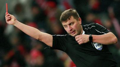 Футболист «Крыльев Советов» Ланин заявил, что арбитр Вилков нецензурно выразился в его адрес во время матча с «Енисеем»