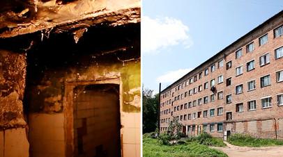 В Смоленской области жильцы 15 лет не могут добиться ремонта выгоревшего дома
