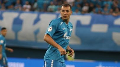 Дзюба в четвёртый раз за сезон признан лучшим футболистом тура в РПЛ