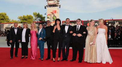 Битва за «льва»: на острове Лидо открылся 75-й Венецианский кинофестиваль