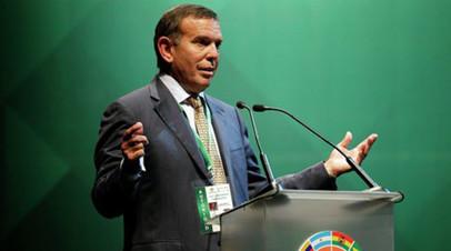 Бывший вице-президент ФИФА приговорён к девяти годам лишения свободы