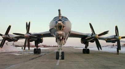 ВМФ получит в этом году первый модернизированный противолодочный Ту-142