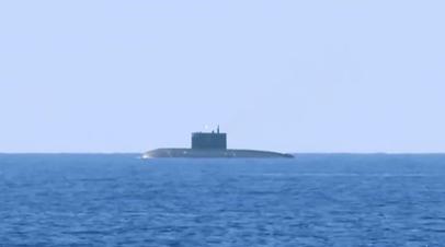 Лавров назвал «нормальной вещью» учения России в Средиземном море