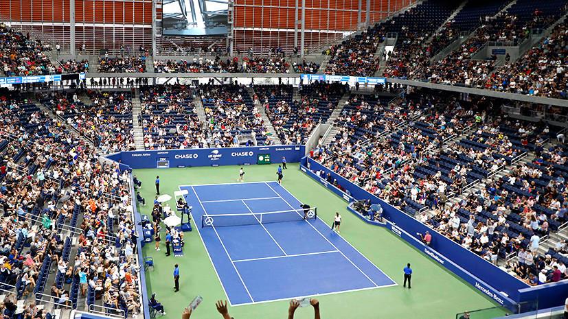 «Они не выполнили свою работу»: киприот Багдатис присоединился к критике в адрес организаторов US Open