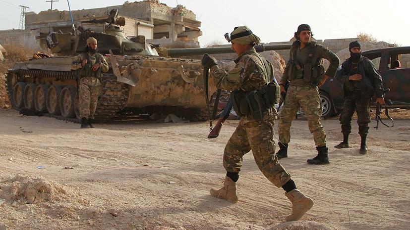 «Подготовка к тройственной агрессии»: глава МИД Сирии о возможной провокации с химоружием в Идлибе