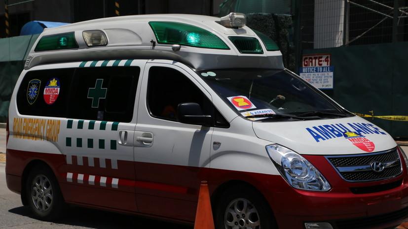 На Филиппинах при взрыве пострадали 13 человек