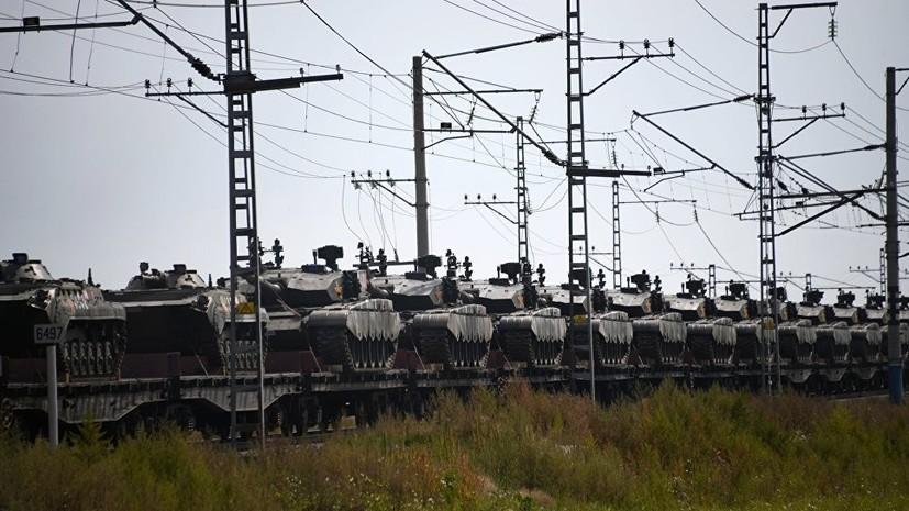 Эксперт оценил публикацию в немецких СМИ о российских учениях «Восток-2018»