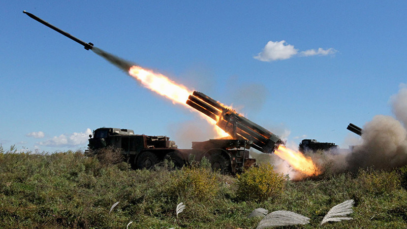 В Хабаровском крае состоялись учения ракетных войск и артиллерии