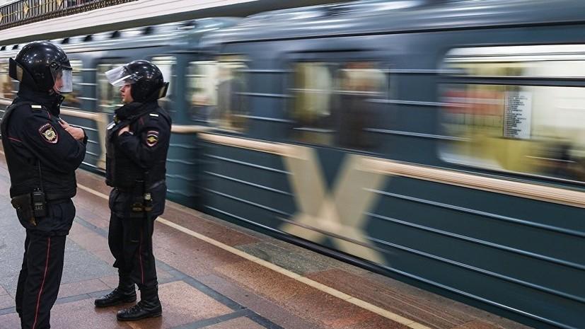 Следствие предъявило обвинение подозреваемому в убийстве полицейского в московском метро