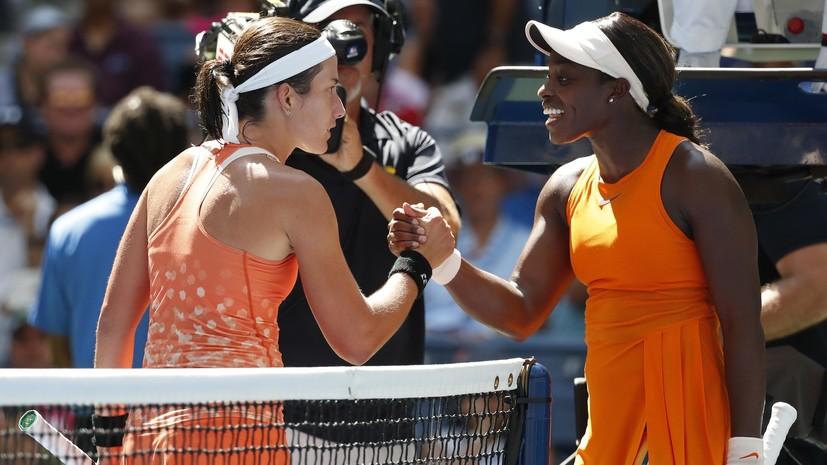Стивенс не смогла защитить титул победительницы US Open, проиграв Севастовой