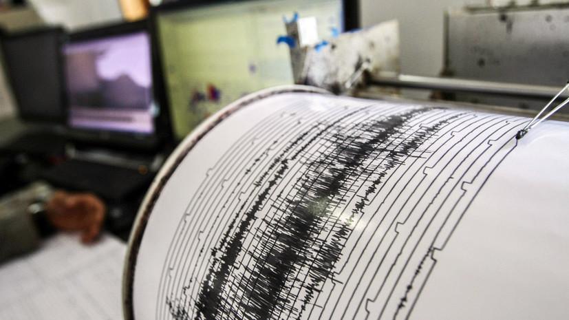 На Урале зафиксировали землетрясение магнитудой 5,5