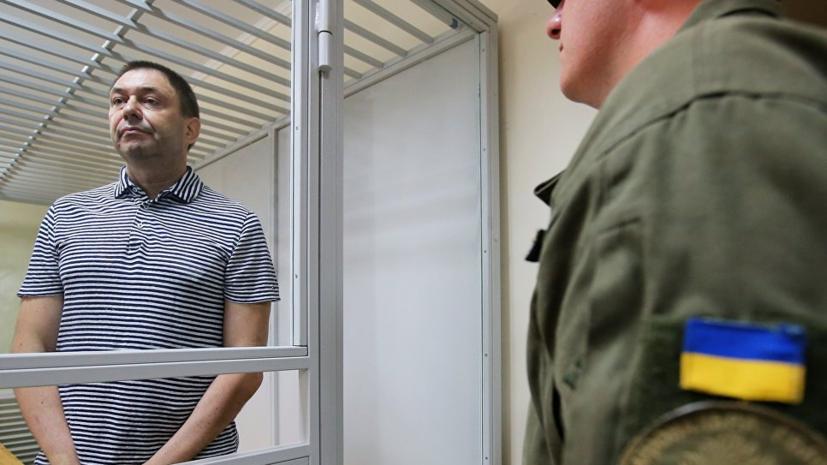 Суд удовлетворил ходатайство защиты Вышинского о назначении ему медобследования
