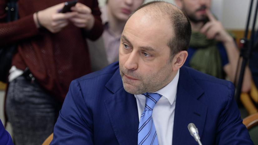 Депутат Свищёв рассказал о своём отношении к надписи «Слава Украине» на форме украинской сборной по футболу