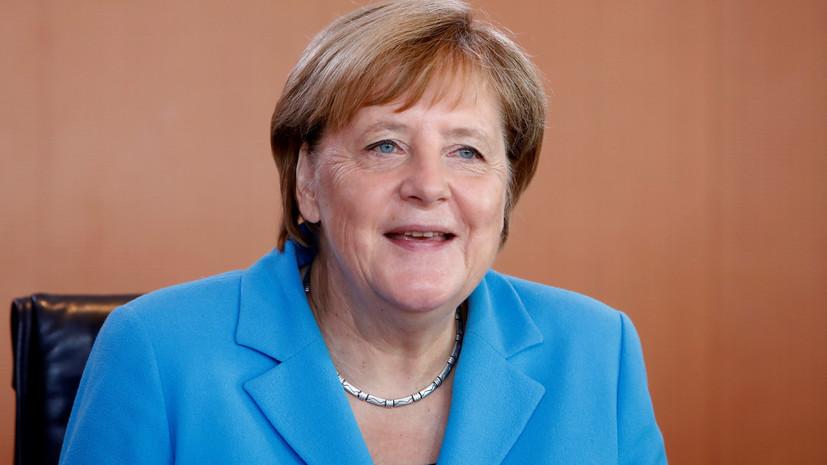 Меркель заявила о проблеме нехватки кадров в Германии