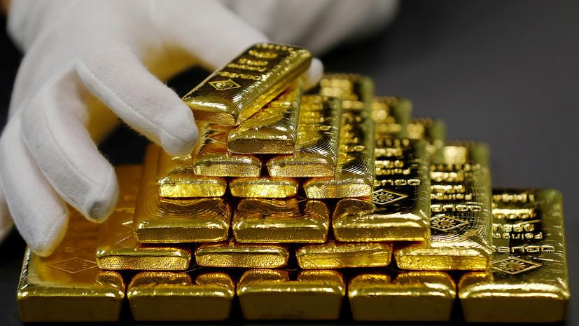 Котировки золота, серебра и платины движутся вниз, подгоняемые торговыми войнами