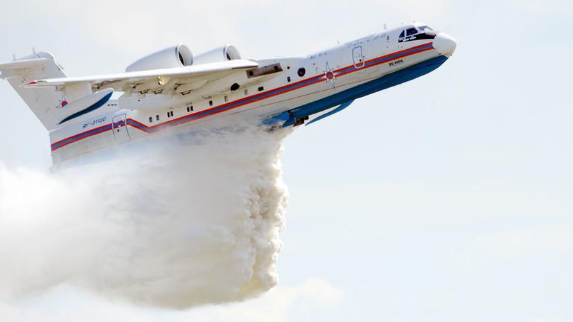 «У нас нет конкурентов»: на что способны российские самолёты-амфибии