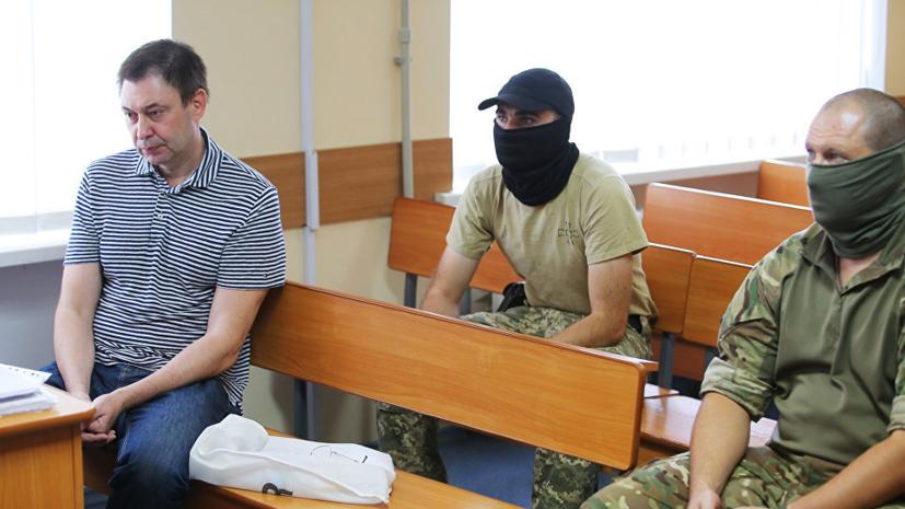 Юрист прокомментировал решение суда Херсона продлить арест Вышинскому