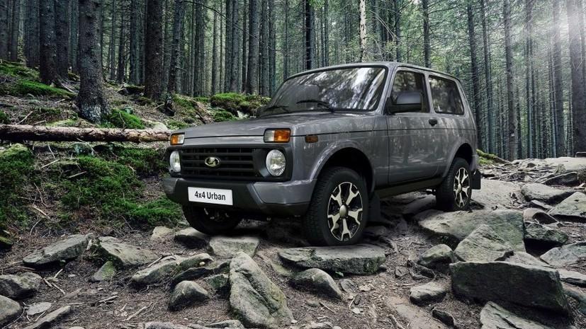 Эксперт прокомментировал старт производства обновлённой Lada 4×4