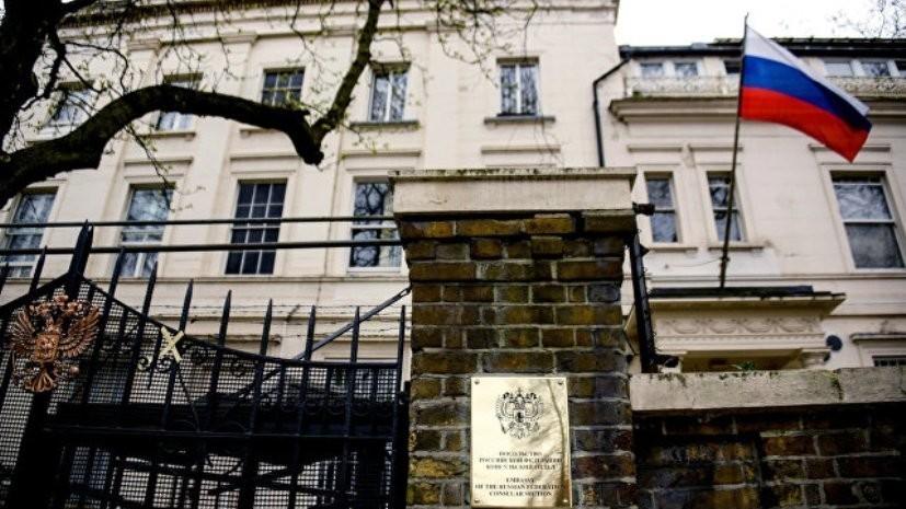 Посольство России не получало новых запросов от Британии по делу Скрипалей