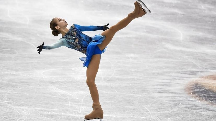 Тарасова считает, что мировой рекорд Трусовой на юниорском Гран-при является только разминкой