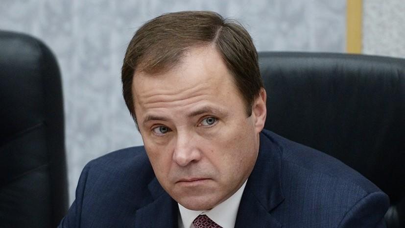 «Игорь Анатольевич Комаров имеет богатый управленческий опыт»— Дмитрий Азаров