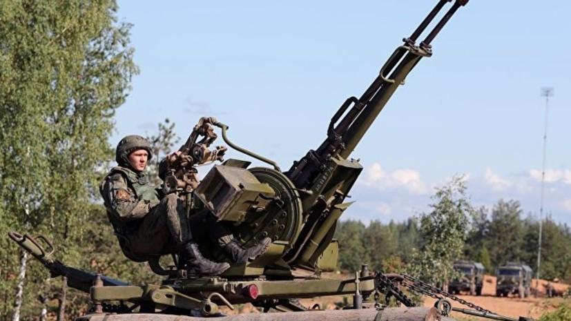 В МИД прокомментировали заявления НАТО о «подготовке» России к «масштабным конфликтам»