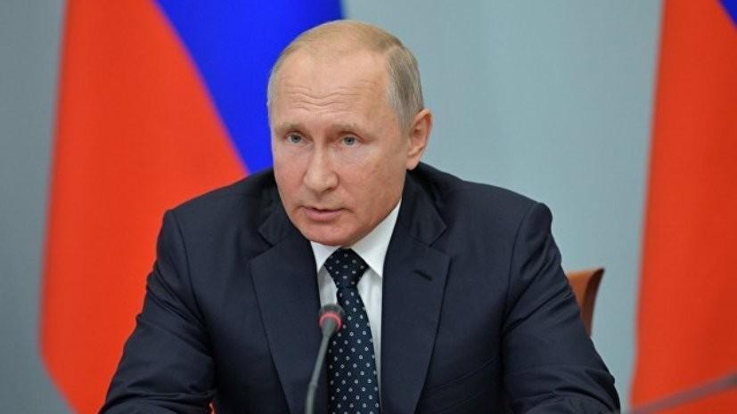 Путин заявил о подготовке террористами провокаций в сирийском Идлибе