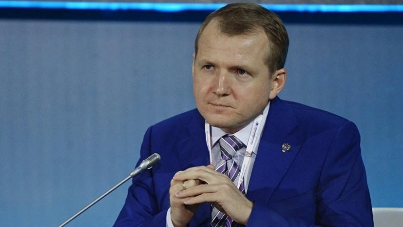 Торгпредом России в Белоруссии назначен Николай Асаул