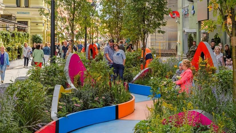 Флористическое шоу пройдёт 8 сентября в Москве в рамках фестиваля «Цветочный джем»