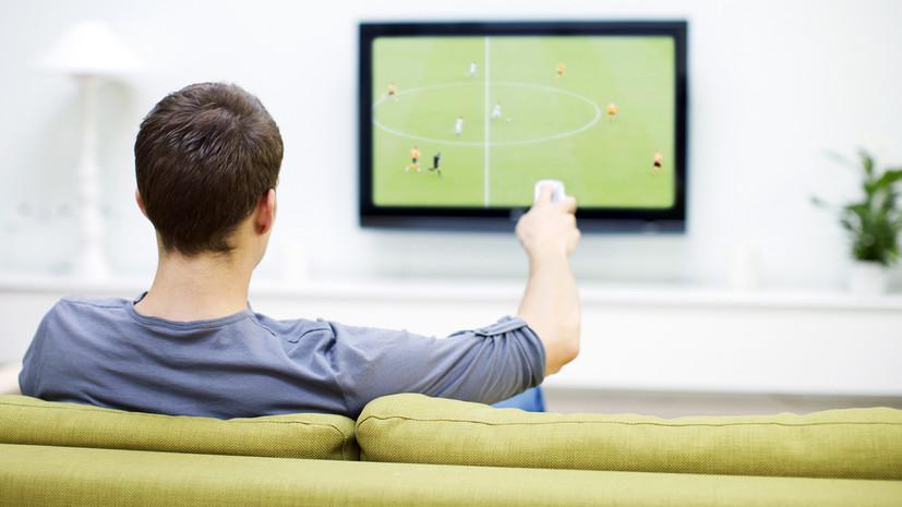 Житель Ноттингема смотрел футбол каждый день на протяжении года