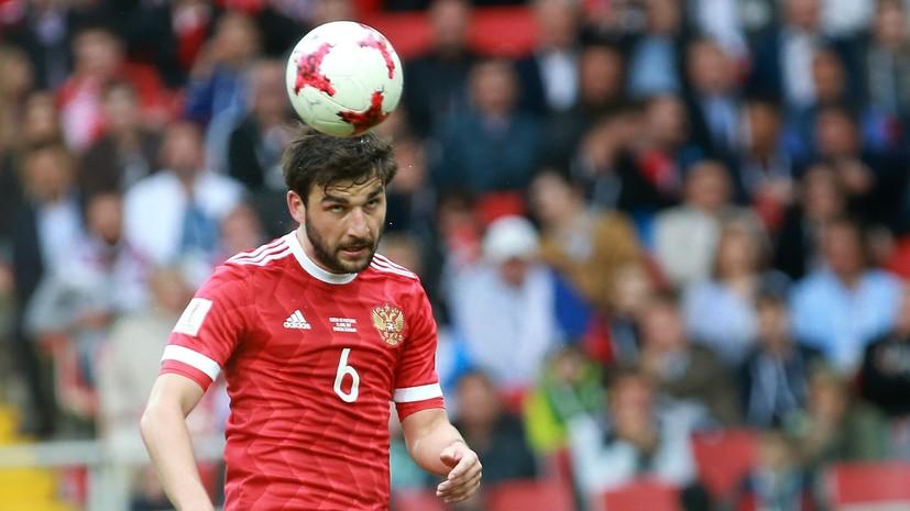 Джикия: ЧМ-2018 уже закончился, сборная России сосредоточена на Лиге наций