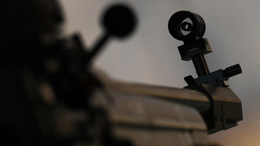 Россиянка Каримова стала чемпионкой мира в стрельбе из винтовки из трёх положений с 50 метров