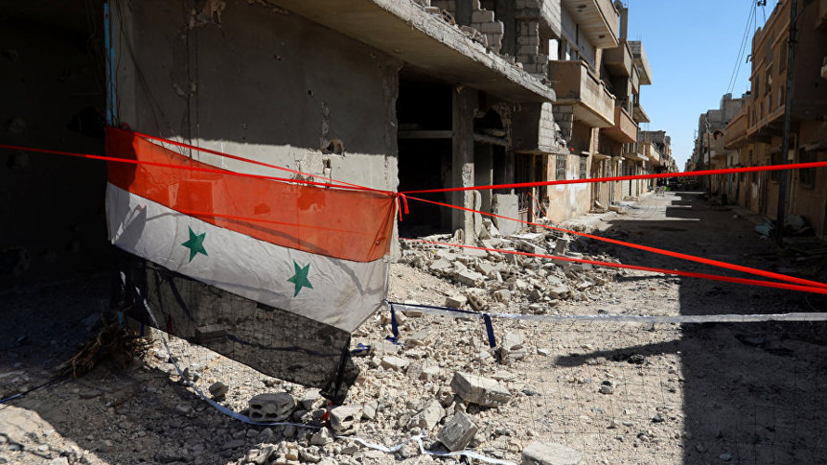 Эксперт об американских учениях в Сирии: это нарушение норм международного права