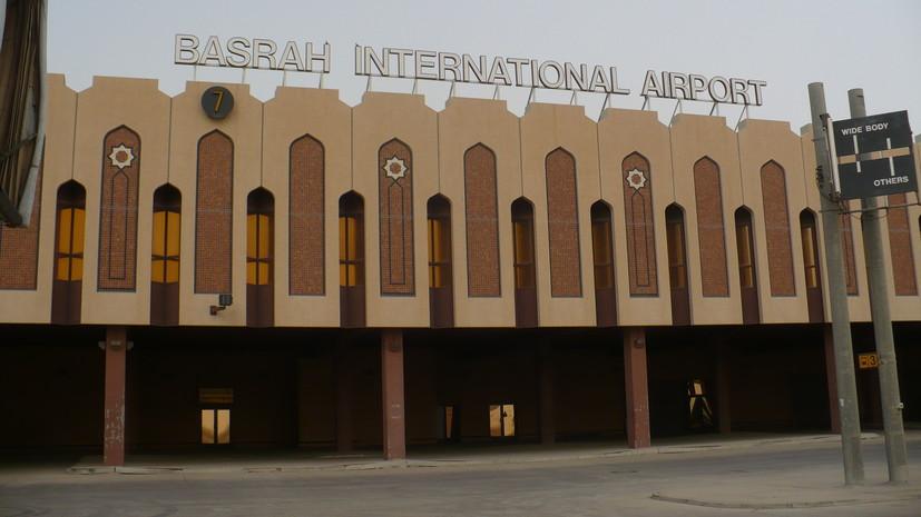 СМИ: Аэропорт иракской Басры подвергся ракетному обстрелу из «Катюши»