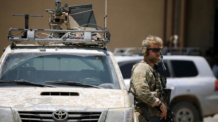 «Чем кризиснее, тем выгоднее»: зачем США проводят военные учения на территории Сирии