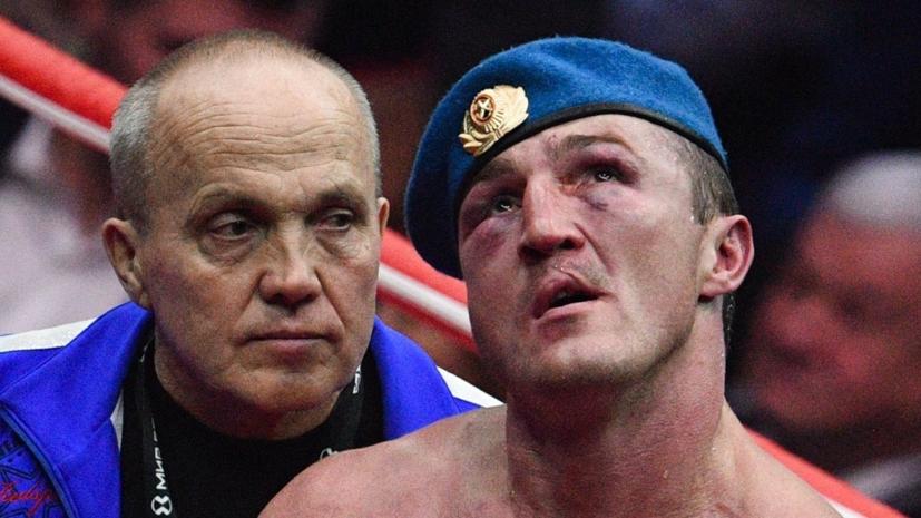 Менеджер Лебедева сообщил о следующем возможном поединке боксёра