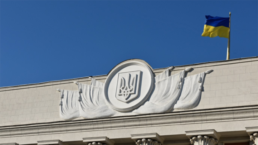 «Надо отстраняться от руководства»: почему в Киеве заговорили о «пробившей дно» Украине