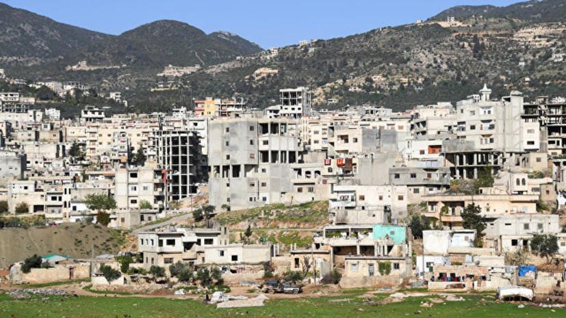 Террористы атаковали мирных граждан вХаме, погибли десять человек