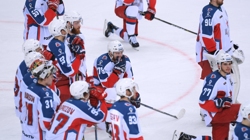Хоккейный ЦСКА продал все билеты на матч с «Локомотивом»