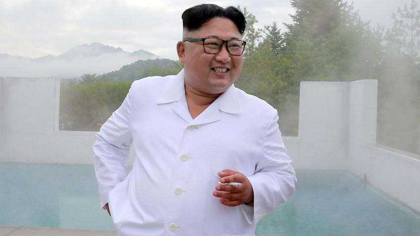 Эксперт прокомментировал итоги встречи Матвиенко с Ким Чен Ыном