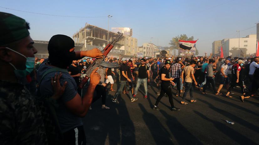 Власти Ирака ввели комендантский час в городе Басра